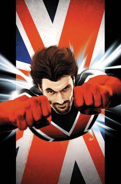 Ultimate Captain Britain