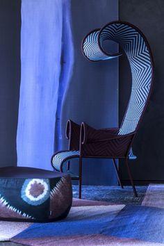 """Shadowy"", diseño de Tord Boontje para MOROSO."