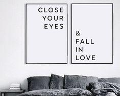 Valentinstag Geschenk, verlieben drucken, Zitat Druck, druckbare Liebe, Liebe Zitate, Valentinstag, Liebe Poster, Geschenk für ihn drucken