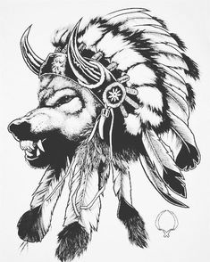 Sketches for Your Tattoo Collection Tattoo Design Drawings, Tattoo Sketches, Art Drawings, Tattoo Designs, Neo Tattoo, Wolf Sketch, Traditional Tattoo Art, Hawaiian Tattoo, Tattoo Illustration