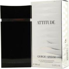 Armani Attitude By Giorgio Armani For Men EDT Oz Rechargeable Refillable Spray Armani Perfume, Perfume And Cologne, Best Perfume, Men's Cologne, Best Fragrance For Men, Best Fragrances, Aftershave, Cosmetic Design, Perfume Collection