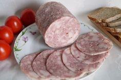 Wędlina drobiowo-wieprzowa z miodem i musztardą Sausage, Beef, Pork, Homemade, Sausages, Ox, Steak