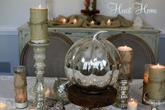 Finding Fall Home Tour - Gorgeous!
