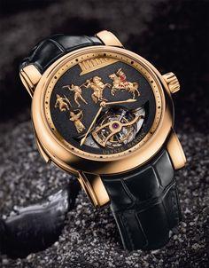 #Ulysse Nardin - The Great Alexander priced at USD 685,000.