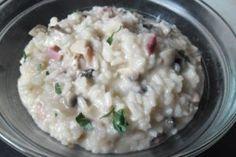 Risotto champiñones ThermomIx Risotto, Cuba, Potato Salad, Potatoes, Ethnic Recipes, Food, Vegan Recipes, Recipes With Rice, Healthy Recipes
