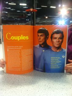 From TIME magazine pg 48 of the 100 most influential people who never lived....i found it funny how they were listed under couples lol xD <3 spirk