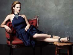 """""""We don't support slave labor in this country, so we shouldn't support those conditions in other countries,"""" Watson said. """"I can't wrap my h... http://www.ecouterre.com/emma-watson-models-net-a-porters-green-carpet-challenge-collection/"""
