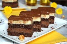 Prajitura sultanului Sweets Recipes, Cake Recipes, Cooking Recipes, Romanian Food, Romanian Recipes, Pastry Cake, Food Cakes, Chocolate Ganache, Ice Cream Recipes