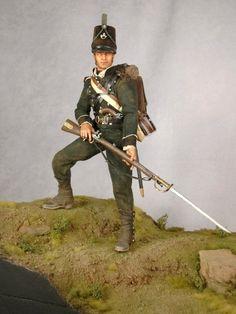 1/6 scale Richard Sharpe, 95th Rifles.