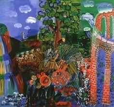 Composition - Raoul Dufy - The Athenaeum