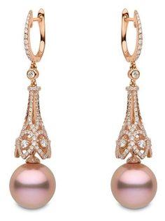 Yoko London ~ Capri Earrings