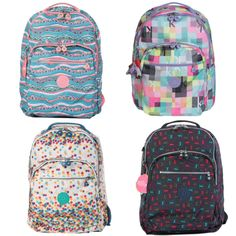 ,women's original Kipling print BACKPACKS-Aliexpress