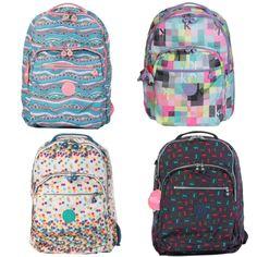free shipping nylon travel lightweight bags ,women'soriginal brand print BACKPACKS $1722,28