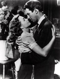 It's A Wonderful Life one of my absolute favorite Christmas movies