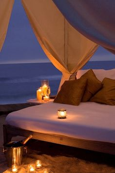 Relaxing evening