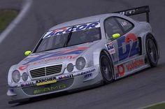 Mercedes Benx CLK race car - DTM