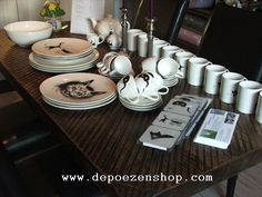 Albert Dubout tableware #tableware #shopping