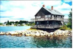 Bass Harbor Maine Vacation Rentals - Little Island House-yes!