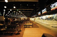 bowling alley design - Google Search