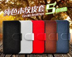 Дешевое 2015 горячая высокое качество простой зерна кора личи защитные пу кожаный чехол для Alcatel One Touch Pop S3 5050x, Купить Качество Сумки и чехлы для телефонов непосредственно из китайских фирмах-поставщиках:        customized leather flip for Nokia Lumia for Apple Iphone 4 5 4S 5S for Samsung for HTC Lenovo THL for Sony Xperia