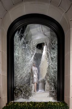 Ralph Lauren Holiday Windows      Explore the glamorous holiday windows at 888 Madison Avenue.