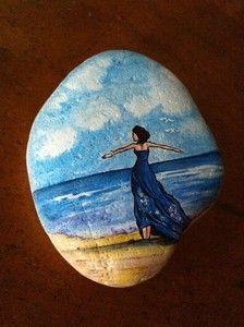 石头手绘_Julie瑞子图片专辑-堆糖