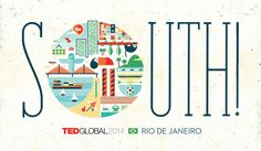 TEDGlobal 2014: South!