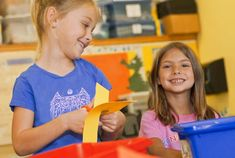 Hands-On Is Minds-On Want to Engage Every Student? Break out the Old-Fashioned Scissors and Glue