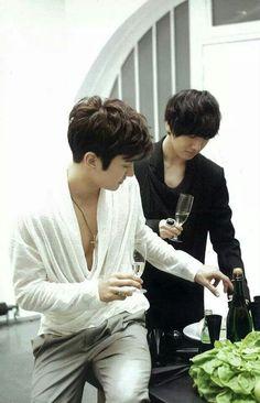 Siwon & Yesung