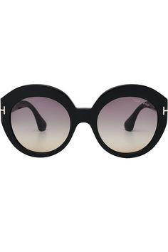 3a7c91a081 Round Sunglasses | Tom Ford Lunettes De Soleil Tom Ford, Lunettes De Soleil  Rondes,