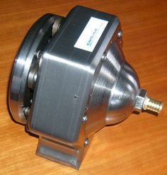 Engineair's Ultra-Efficient Rotary Compressed-Air Motor