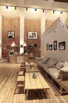 Best Coffee Shop Decoration Idea 77
