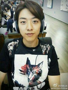 Jungshin..... soooo cute♥♥♥♥♥♥♥