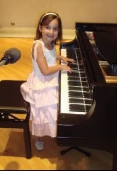 I am totally in awe of Emily Bear, a10 year oldpiano prodigy from Rockford, Illinois. Emily has been playing piano by ear since she...