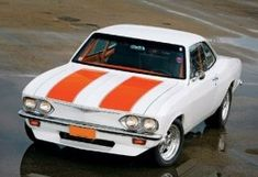 The 1967- 69 Chevrolet Corvair favorite-cars