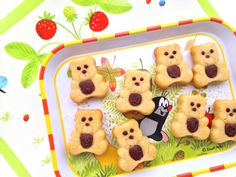 Gingerbread Cookies, Sweet Recipes, Good Food, Lily, Cooking, Desserts, Cupcake, Cuisine, Tailgate Desserts