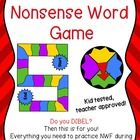 Do you Dibel?  Are your kindergarten or first grade students having trouble with nonsense word fluency skills?  If you answered yes to either quest...