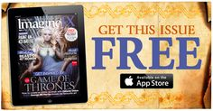 Get IFX's Game of Thrones issue for FREE—Game of Thrones is back on our screens and to celebrate we're offering our Game of Thrones issue FREE via the Apple app store!