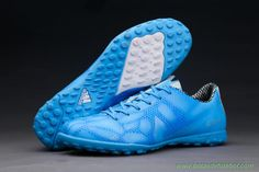 lojas de chuteiras baratas TF Azul ADIDAS ADIZERO F50 Masculino
