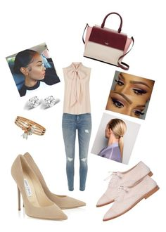 """""""City Date ✨"""" by angeliqueamor on Polyvore featuring River Island, MaxMara, Glitzy Rocks, New Look and Kate Spade"""
