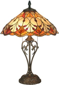 """0-002564>24""""h Marshall Table Lamp Antique Brass"""