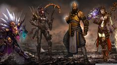 Diablo Wallpaper p