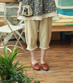 pants + tunic. why does everything cute come from japan - wish we could get this look here