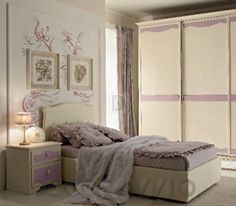 #bed #provense #interior #design #кровать San Michele Beverly, 38A7034