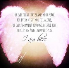 For our angels