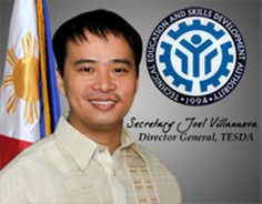 Tesda chief shocked at being dragged into pork barrel scam