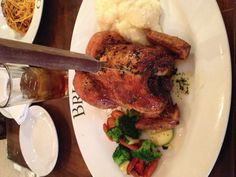 Dinner at Brio in Gilbert AZ