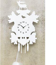 cuckoo clock :)