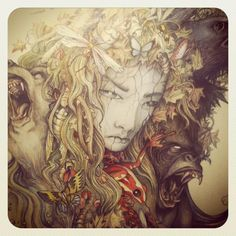 The lady vengeance- Adam Oehlers
