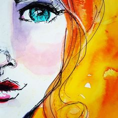 Love love Jane Davenport's inkredible pen!! #redheads #redheadsarecute #draw #watercolor #mixedmedia #artjournal #illustration #fashion #glamour #missmixedmedia #arttime #artwinseverytime #happytime #stressrelease #gelatos #elegantwriter #ellemagazine #art #mermaidmarkers #blueeyes #teal #ranger_ink #janedavenportmedia #janedavenportinspiresme #jdmm